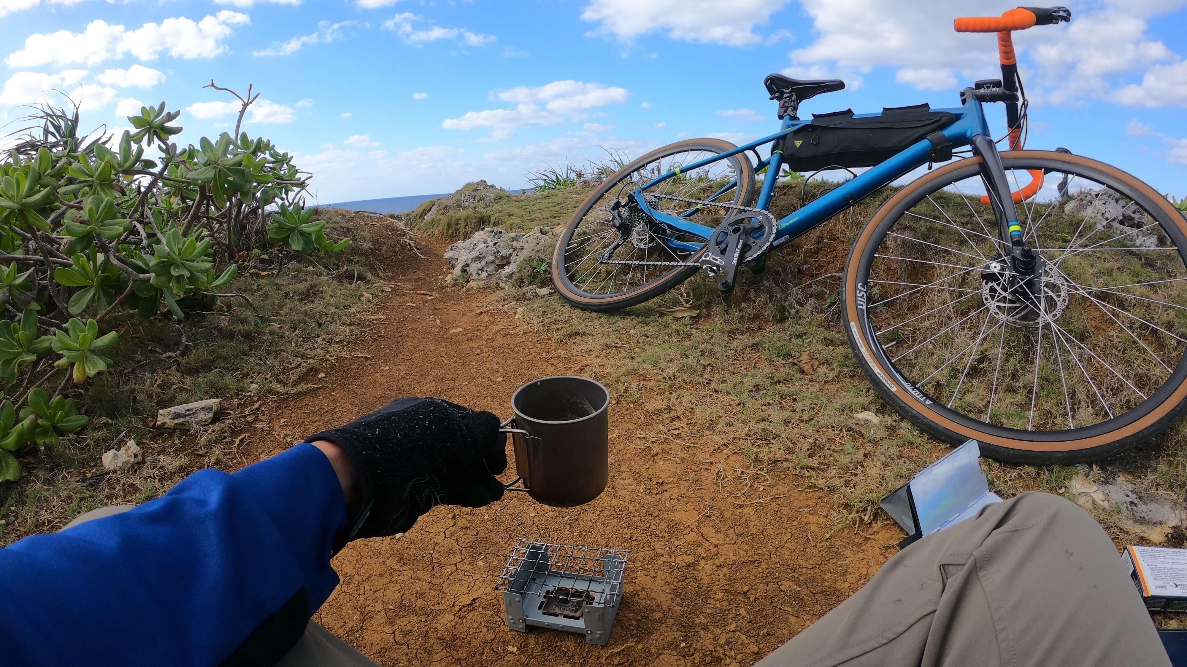 キャンプツーリングを始めるならコーヒライドからしてみよう