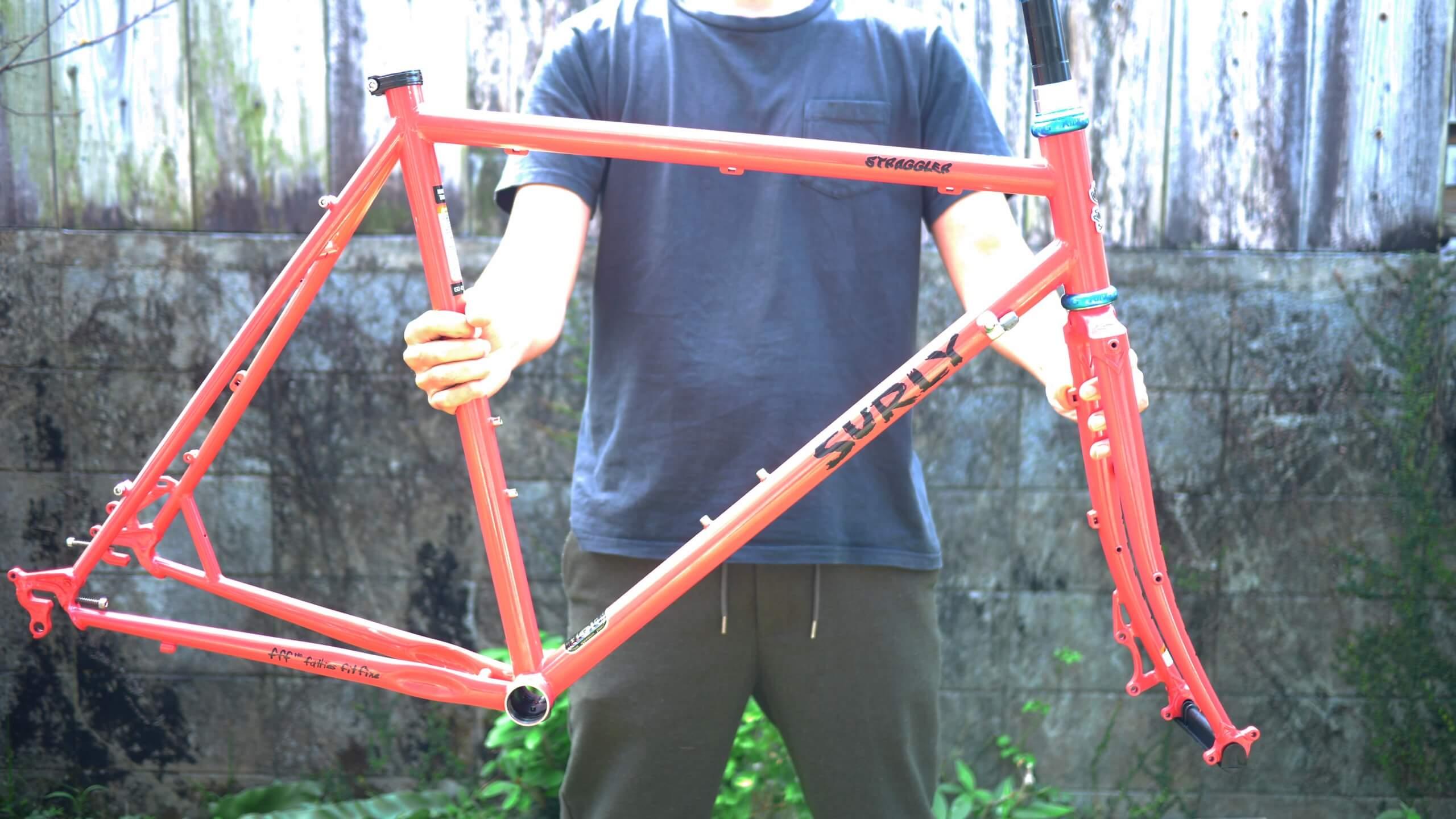 ロードバイクバラ完イメージ画像